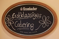 Catering, Lieferservice im Plumbohm